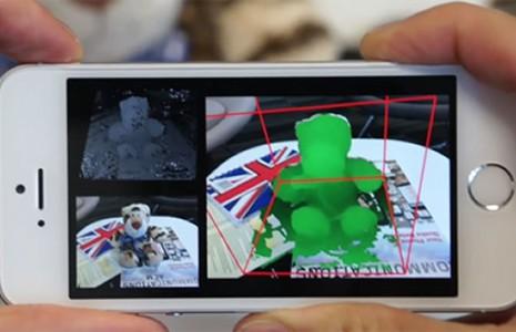 (Italiano) Trasforma il tuo smartphone in uno scanner 3D con MobileFusion